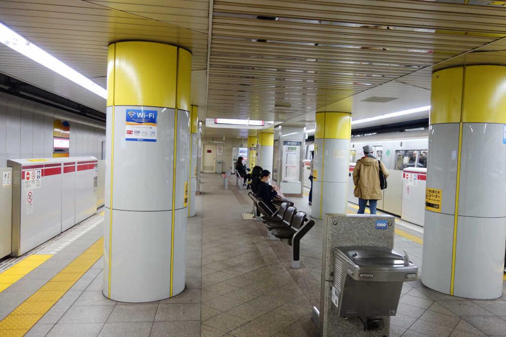 中野坂上駅7