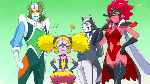 【スター☆トゥインクルプリキュア】第10話「キラッキラ☆惑星クマリンへようこそ!」10