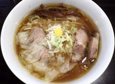 TSURUMEN わんたん麺