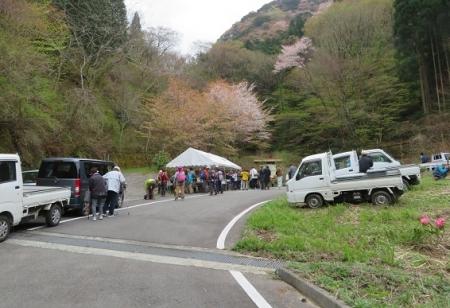 カラ迫岳山開き 2019-04-14 038