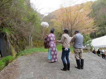 カラ迫岳山開き 2019-04-14 068