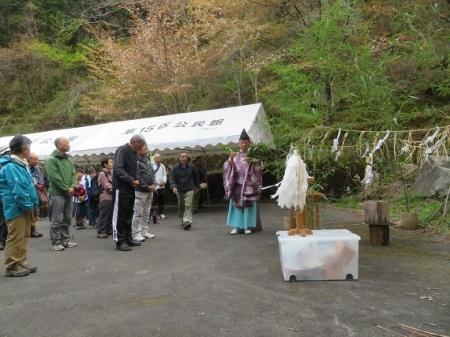 カラ迫岳山開き 2019-04-14 081