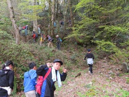カラ迫岳山開き 2019-04-14 107