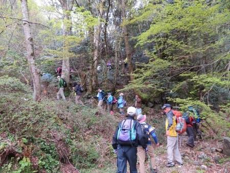 カラ迫岳山開き 2019-04-14 102