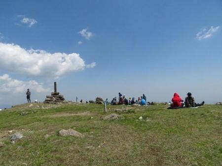 天山は初登り 2019-05-03 080