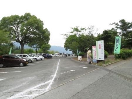 かぐや姫の森 野点 2019-06-02 001