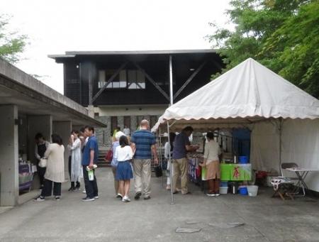かぐや姫の森 野点 2019-06-02 076