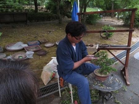かぐや姫の森 野点 2019-06-02 043