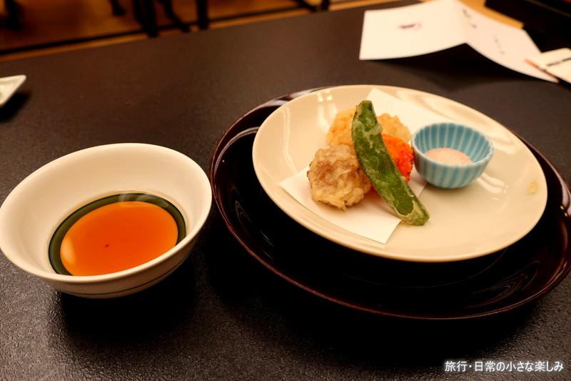 宝塚温泉 ホテル若水 晩ごはん