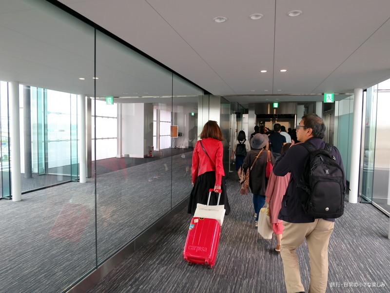 成田空港 トランジット