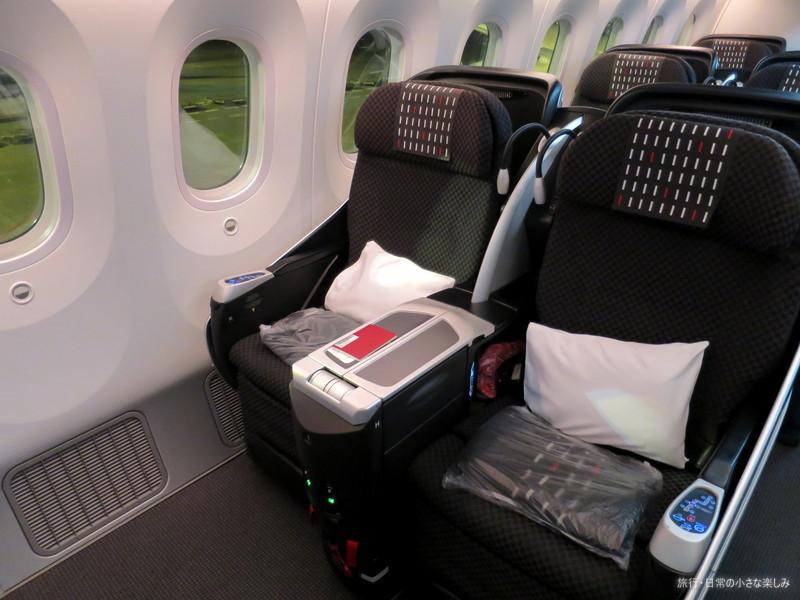 JL735便 成田→香港搭乗記 インボラ 香港