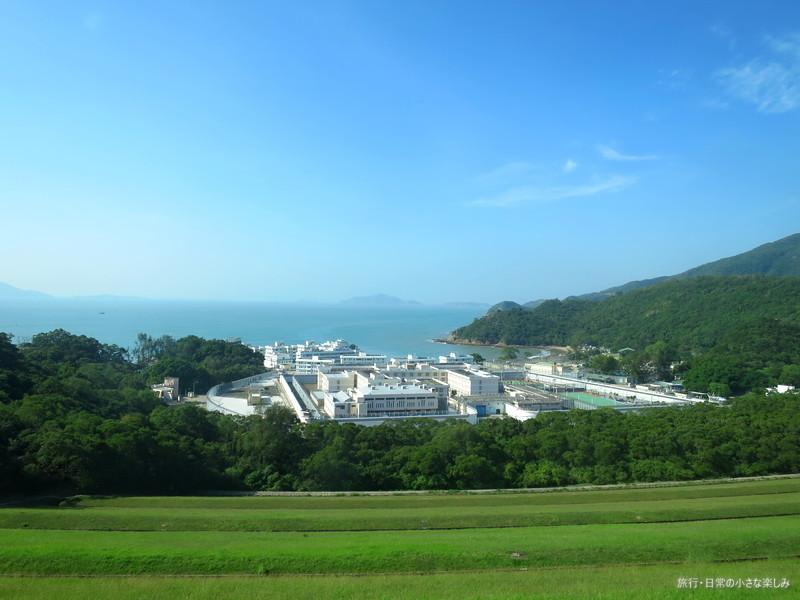 大澳行きバス 香港