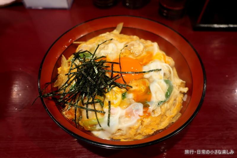笑卵 新梅田食道街 ランチ おすすめ 極上親子丼