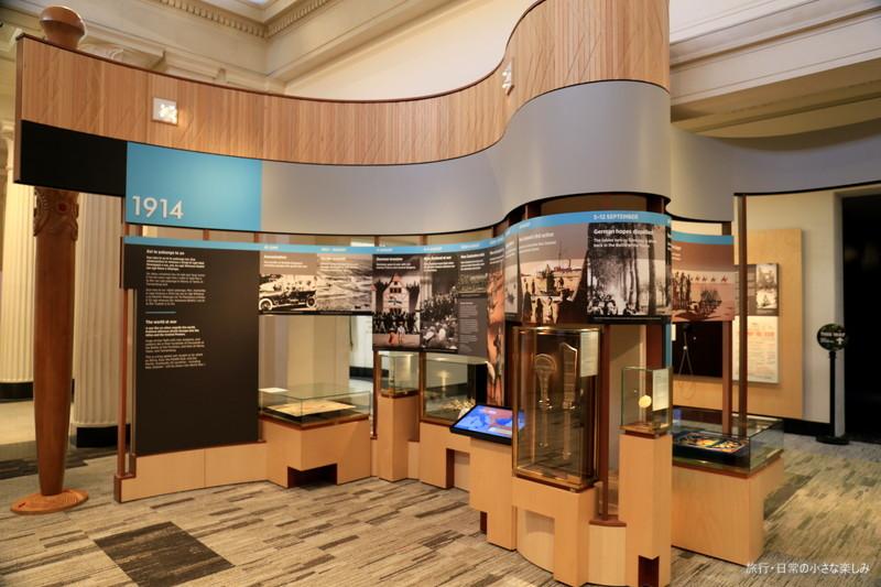 オークランド戦争記念博物館 太平洋戦争