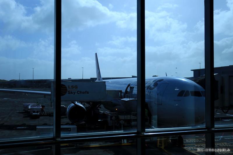 カンタス航空 QF146 A330-300