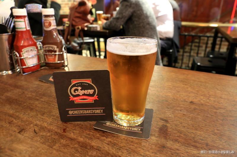 スリー・ワイズ・モンキーズ・パブ シドニー ビール