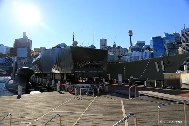 博物館 観光 船 シドニー