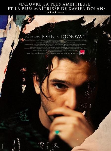 『Ma vie avec John F.Donovan 』グザヴィエ・ドラン