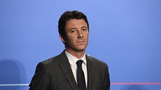 パリ市長候補 バンジャマン・グリヴォー