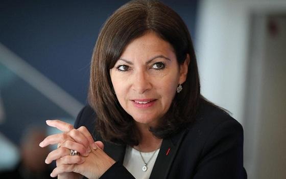 現パリ市長 アンヌ・イダルゴ