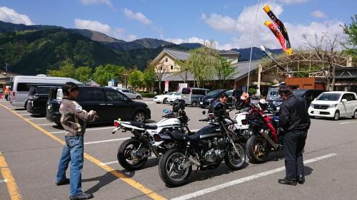 令和元年 ⦅Golden Week Touring⦆ ゴールデンウィークツーリング第一弾! せせらぎ街道