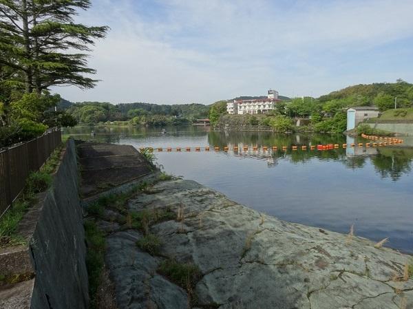 190503亀山湖SUP  (4)