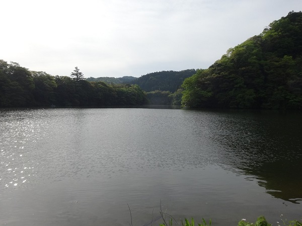 190503亀山湖SUP  (6)