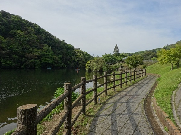 190503亀山湖SUP  (7)