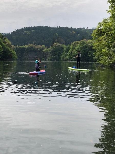 190503亀山湖SUP  (29)