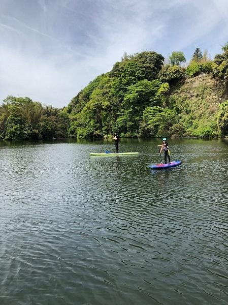190503亀山湖SUP  (30)