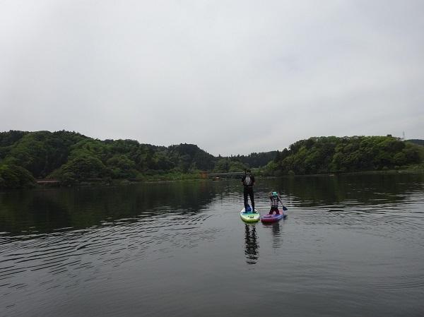 190503亀山湖SUP  (22)