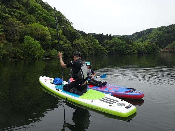 190503亀山湖SUP  (23)