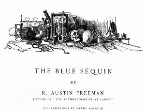 Blue Sequin 1