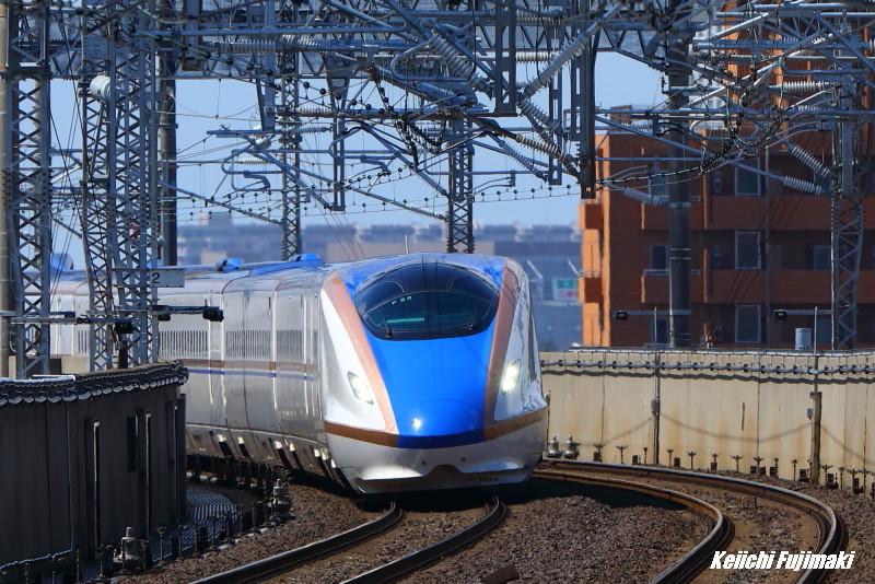 f20編成とき309号新潟入線b