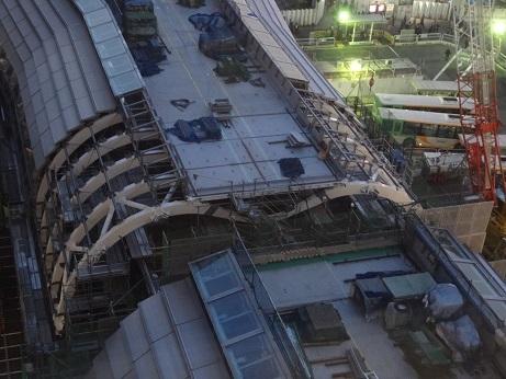 2019銀座線渋谷駅工事