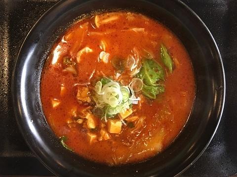 麻辣鉄人麺