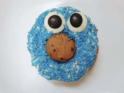 クッキー&クッキーモンスター