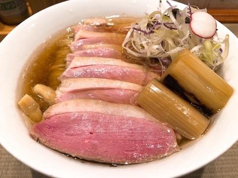 鴨コンフィ麺3
