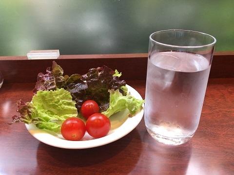 銀座ホテル朝食