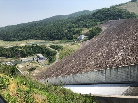 15胆沢ダム
