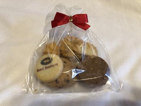 ホテルクッキー