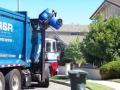 ゴミ収集車12458