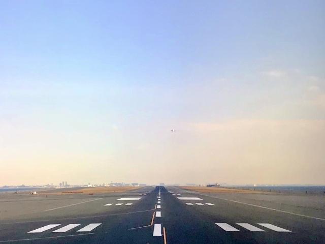羽田→福岡フライト (5)