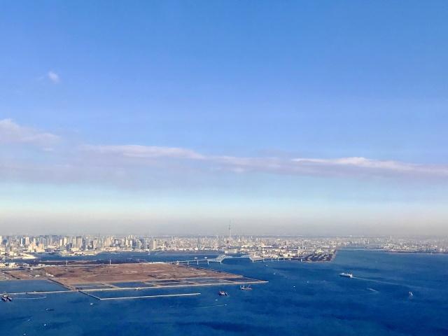 羽田→福岡フライト (6)