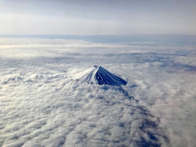 羽田→福岡フライト (11)