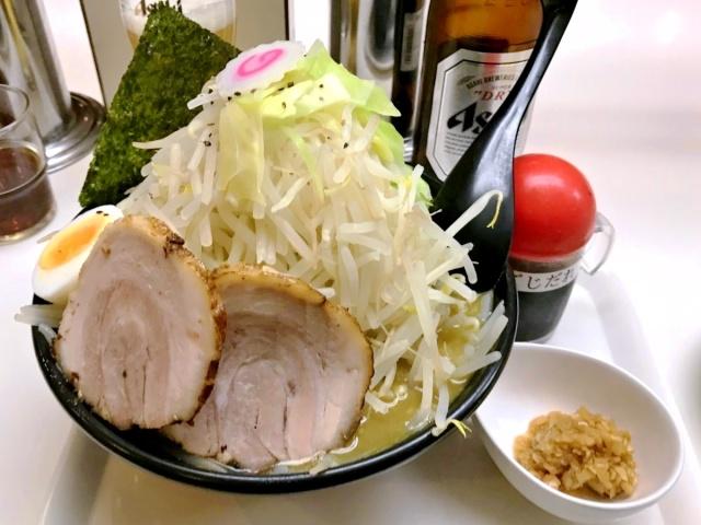 らーめん·つけめん満帆太田本店 (7)