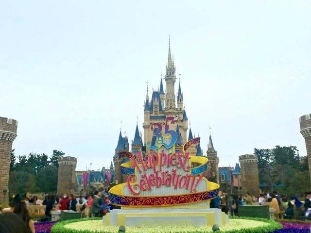 東京ディズニーリゾート35周年 (1)