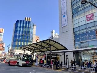 濃菜麺 井の庄 荻窪店 (1)