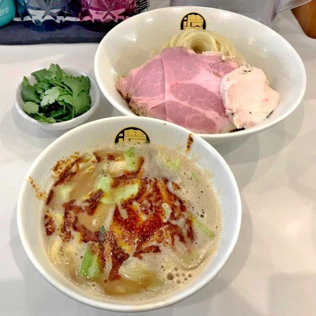 濃菜麺 井の庄 荻窪店 (17)