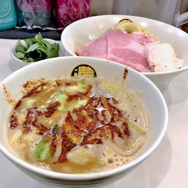 濃菜麺 井の庄 荻窪店 (18)